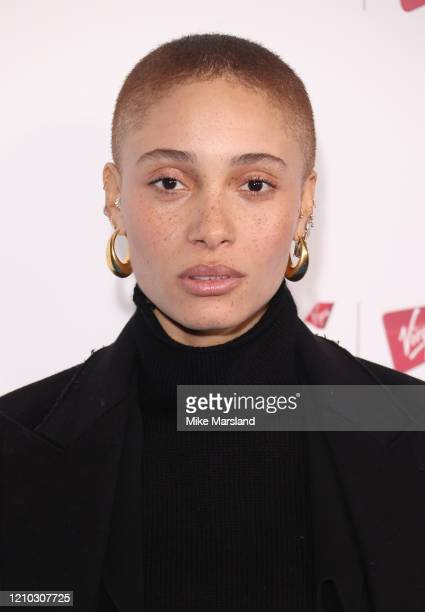 Adwoa Aboah attends WE Day UK 2020 at The SSE Arena Wembley on March 04 2020 in London England