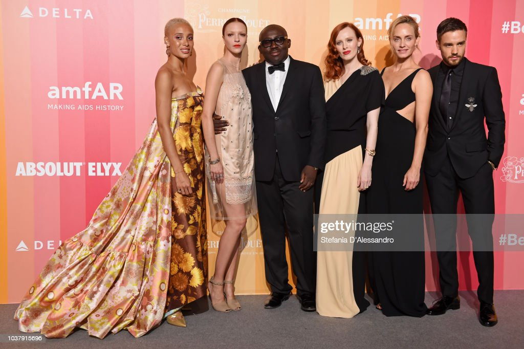 amfAR Gala Milano 2018 - Red Carpet