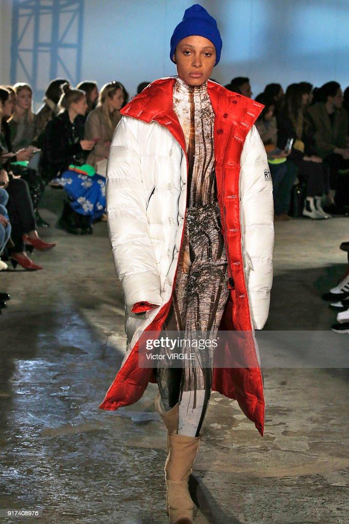 R13 - Runway - February 2018 - New York Fashion Week : News Photo