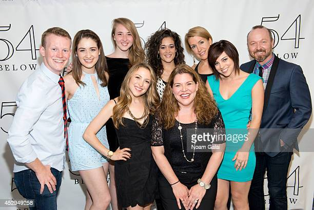 Adzima, Allison Strong, Julia Knitel, Dana Steingold, Gerianne Perez, Jennifer C. Johnson, Susan Blackwell, Krysta Rodriguez and Benjamin Howes...
