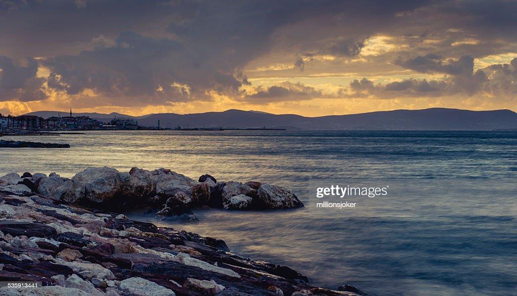 Aegean Sea : Stock Photo