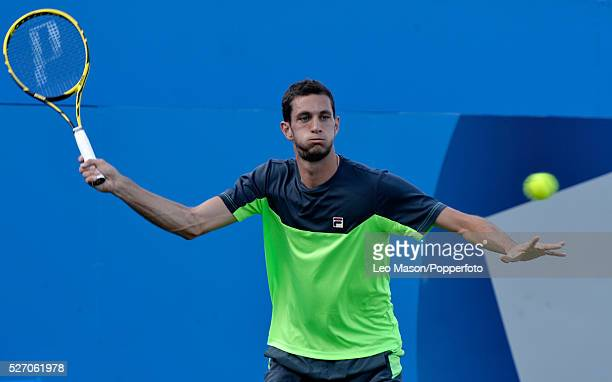 Aegon Queens Tennis Championships at Queens Club London UK Grigor Dimtrov BUL in 2nd round match