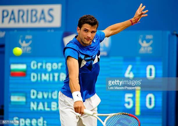 Aegon Tennis Championships Queens Club London UK Semifinal Grigor Dimitrov BUL