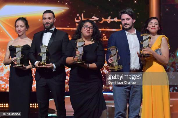 Aenne Schwarz Awaded of best performance by an actress Nidhal Saadi Awarded Best performance for an Actor Sudabeh Mortezai Winner of Etoile D'or...