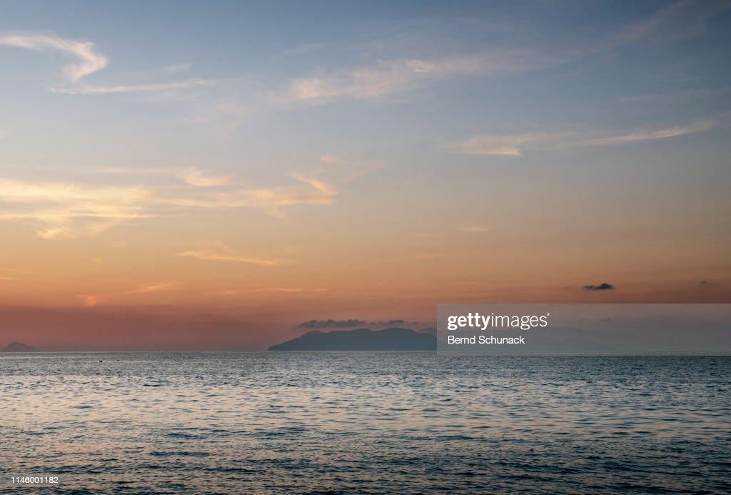 Aeolian Islands : Stock-Foto