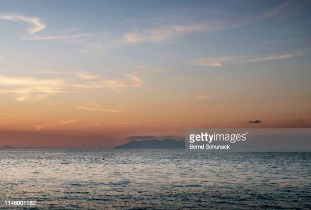 aeolian islands - bernd schunack stock pictures, royalty-free photos & images