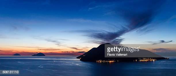 Isole Eolie-Sicilia