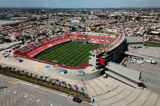 MEX: Atletico San Luis v Leon- Torneo Guard1anes 2020 Liga MX
