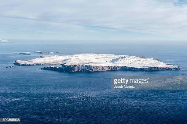 Aerial - Aleutian Islands
