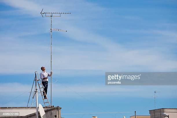 Antena de filtro