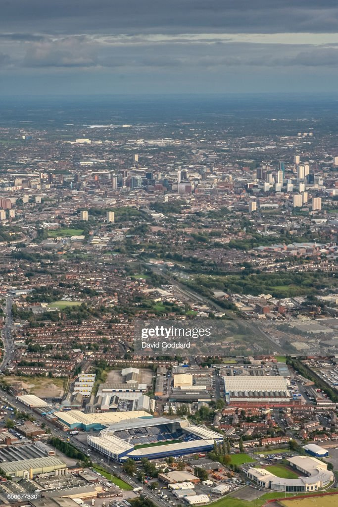 Bromwich England September 29 Aerial Photograph Of The Hawthorns News Photo Getty Images