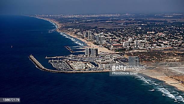 Aerial photography Herzliya, Israel