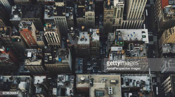 Aerial photography in NYC
