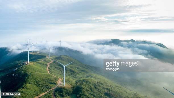 flygfotografering - vindsnurra jordbruksbyggnad bildbanksfoton och bilder