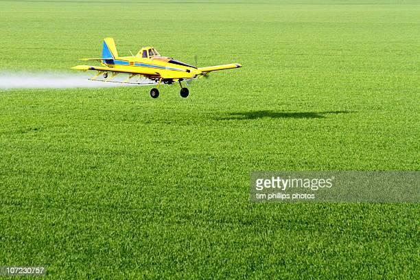 Aerial Spraying, Australia