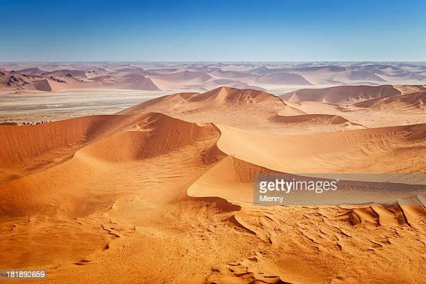 Luftaufnahme, Afrika Namib