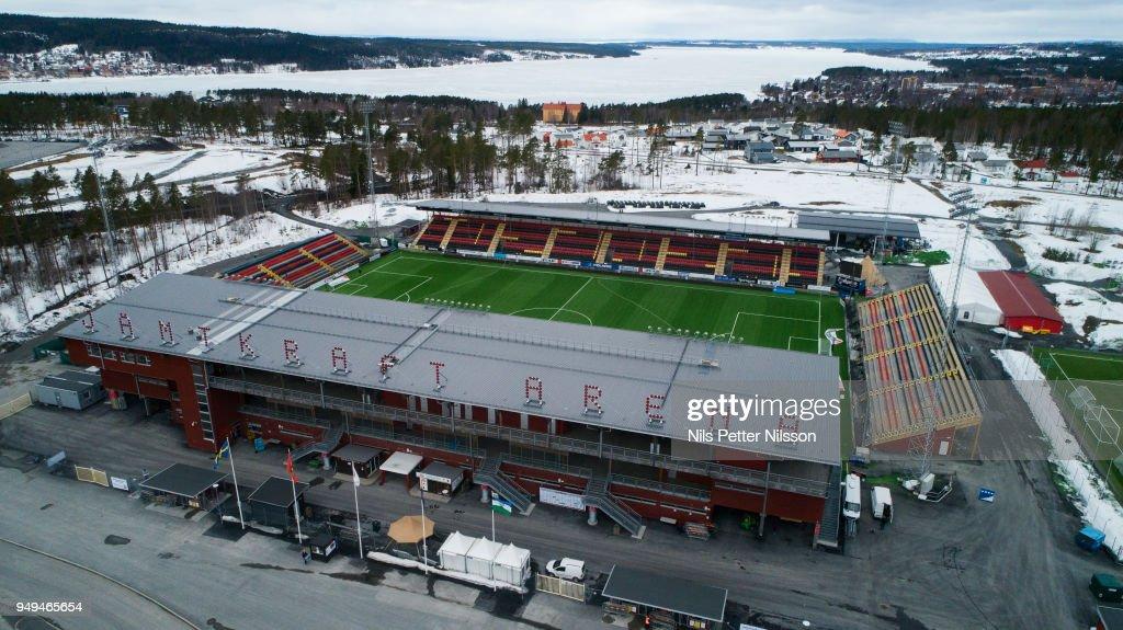 Ostersunds FK v Orebro SK - Allsvenskan