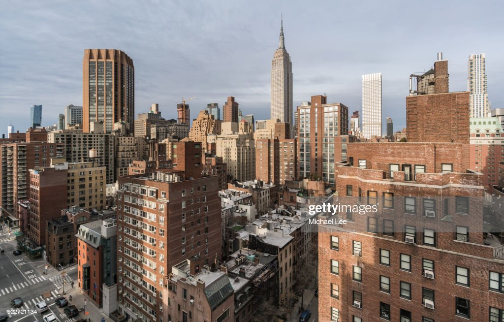 Aerial View From Murray Hill N...