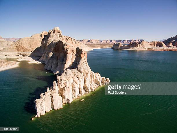 Aerial View, Glen Canyon National Recrea