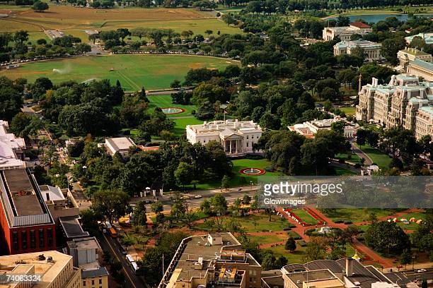 White House Aerial Premium Pictures Photos Images