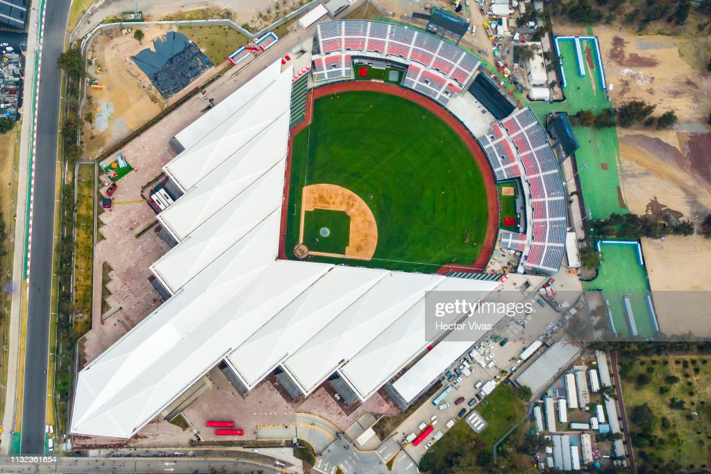 MEX: San Diego Padres v Diablos Rojos
