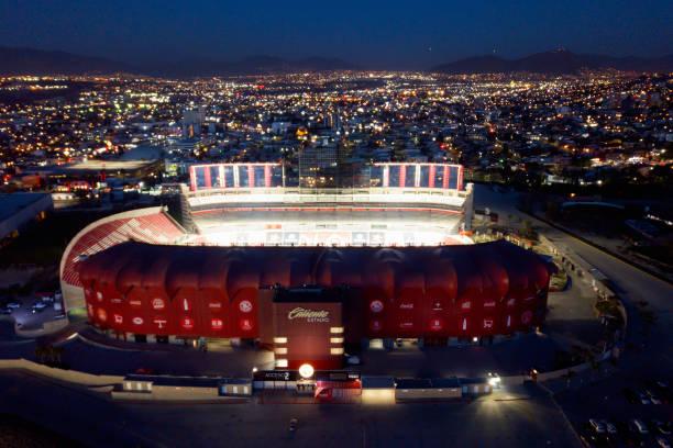 MEX: Tijuana v America - Torneo Guard1anes 2021 Liga MX