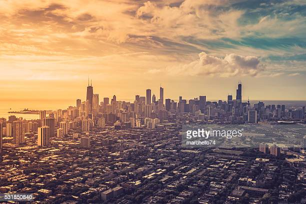 The first city outside of Asia in the Top 15 is Chicago at number 6 with 315 buildings taller than 150 meters.
