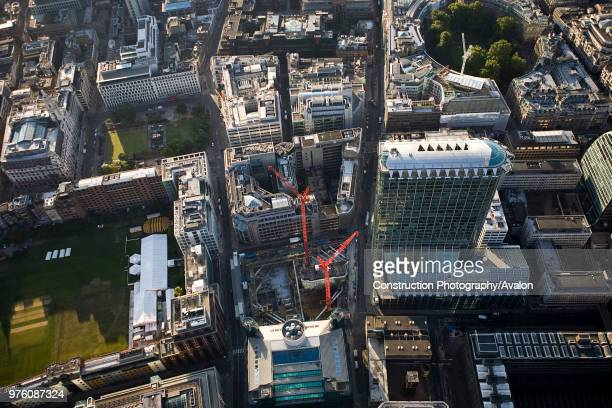 Aerial view of Citypoint Ropemaker Place London