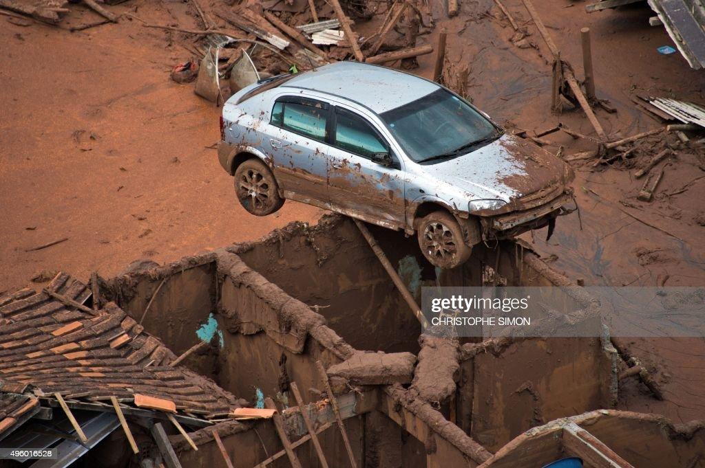 BRAZIL-AUSTRALIA-MINING-ACCIDENT : Fotografia de notícias