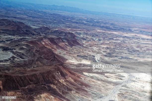 aerial view of dramatic landscape - gerhard schimpf stock pictures, royalty-free photos & images