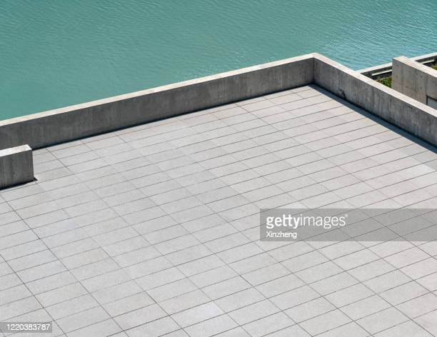 aerial view of empty road - paving stone stock pictures, royalty-free photos & images