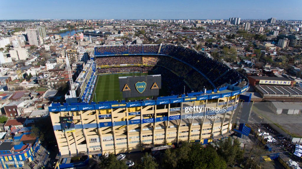 Boca Juniors v River Plate - Superliga 2018/19