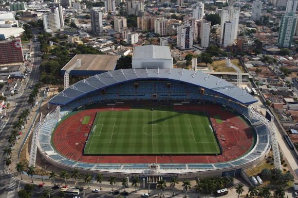 BRA: Paraguay v Bolivia: Group A - Copa America Brazil 2021