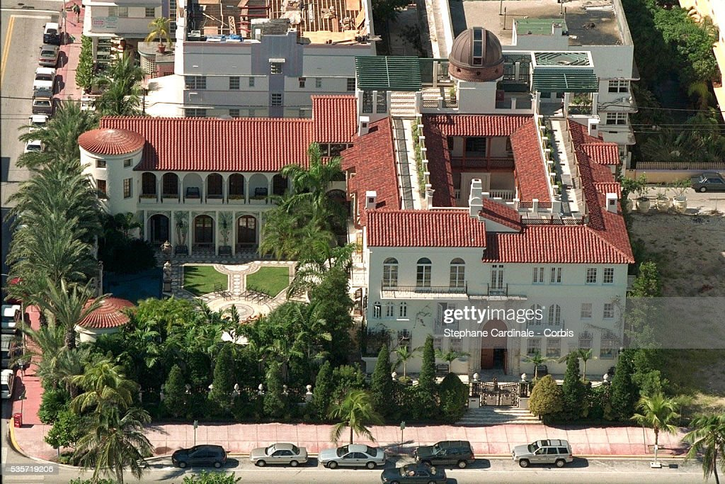 Versace Home Miami file photo gianni versace s mansion to become hotel pictures