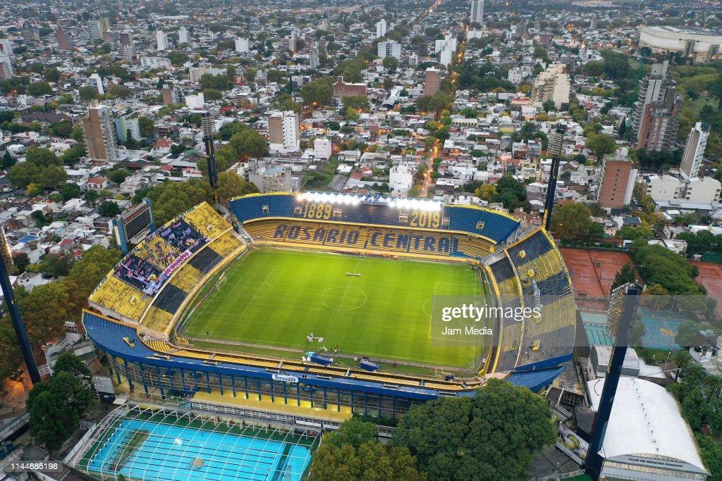 ARG: Rosario Central v Universidad Catolica - Copa CONMEBOL Libertadores 2019