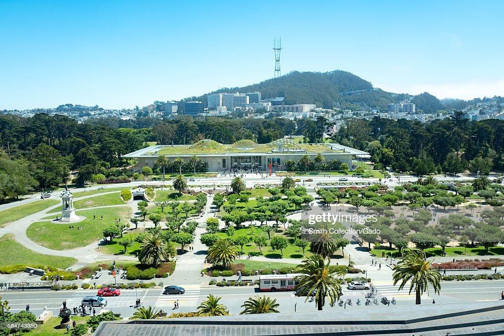 California Academy Of Sciences : News Photo