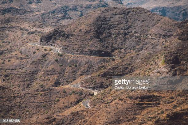 aerial view of landscape - bortes cristian stock photos and pictures