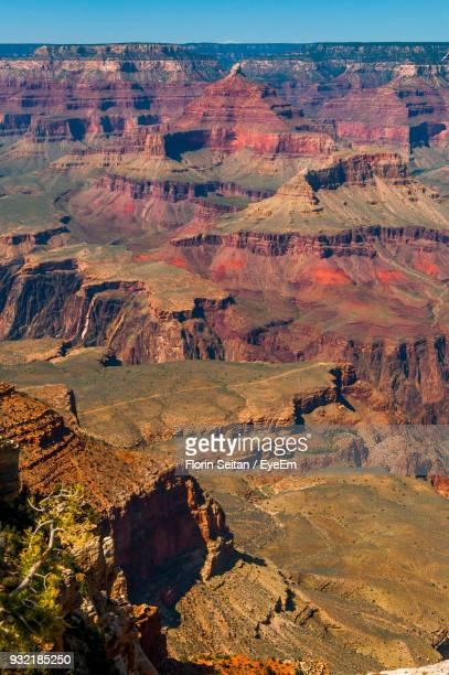 aerial view of landscape - florin seitan stock pictures, royalty-free photos & images
