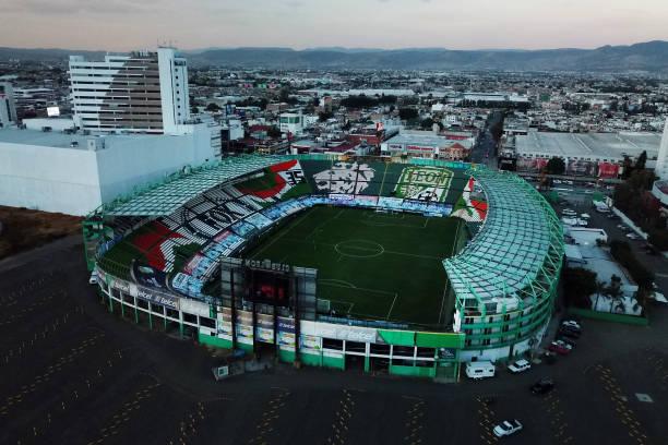 MEX: Leon v Pachuca - Torneo Guard1anes 2021 Liga MX