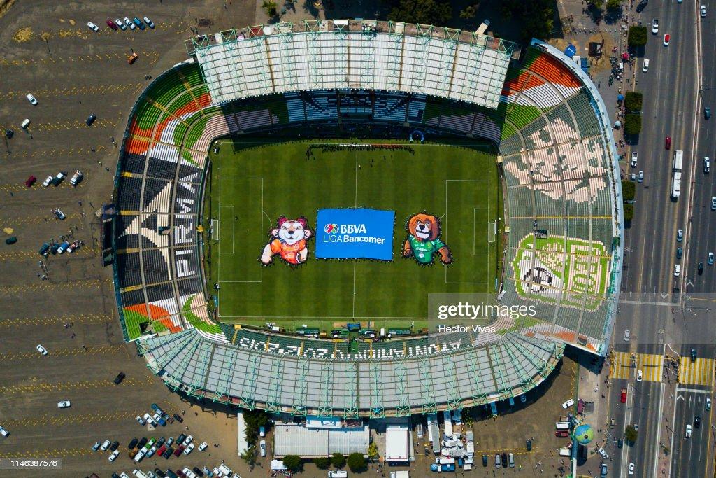 MEX: Leon v Tigres UANL - Final Torneo Clausura 2019 Liga MX