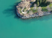 https://www.istockphoto.com/photo/aerial-view-of-sea-calm-water-and-fantastic-rock-coast-hot-summer-concept-gm993020482-269017282