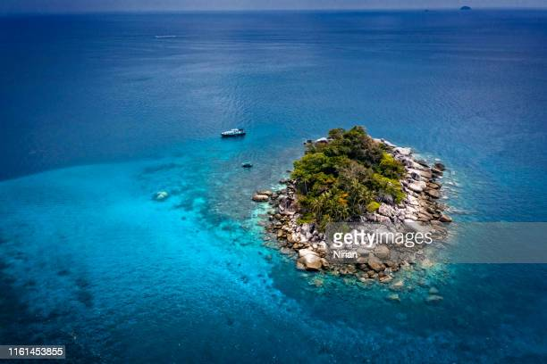 海の航空写真 - 南シナ海 ストックフォトと画像
