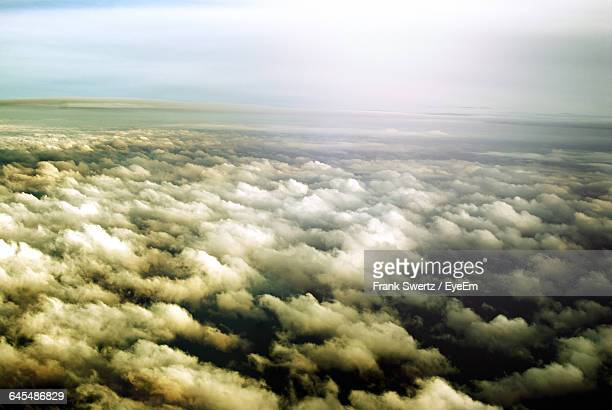 aerial view of sky - frank swertz stock pictures, royalty-free photos & images