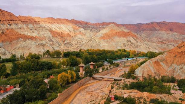 CHN: Guide National Geopark In Qinghai