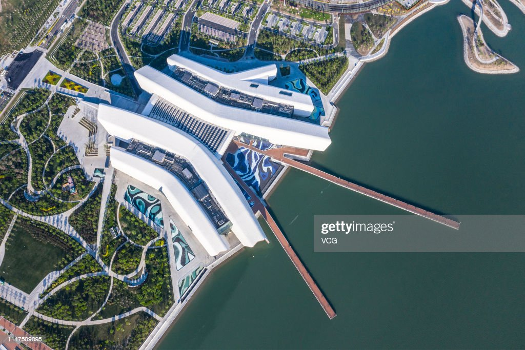 CHN: National Maritime Museum Begins Trial Operation In Tianjin