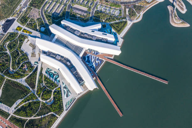 CHN: National Maritime Museum Begins Trial Operation In Tianjin