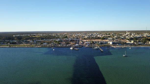 AUS: General Views Of Denham, Western Australia