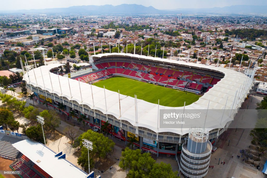 Necaxa v Toluca - Final Copa MX Clausura 2018 : News Photo