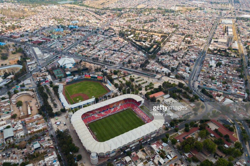 Necaxa v Toluca - Final Copa MX Clausura 2018 : News Photo