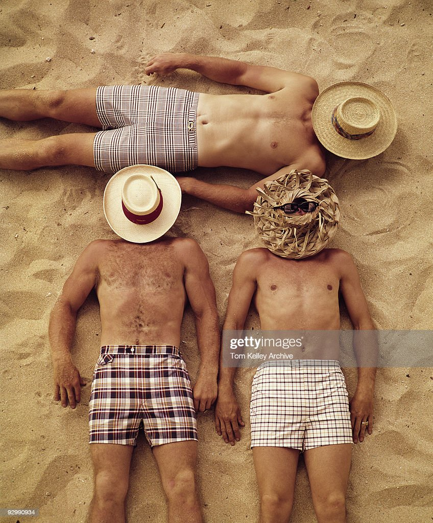 Vintage Fashion: Men's Swimwear